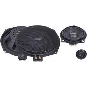 Autóspecifikus méretű hangszórók