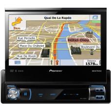 Egy din méretű navigációs multimédiák