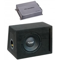 GLADEN AUDIO RC 600C1 + RS 08 EXTREME BR