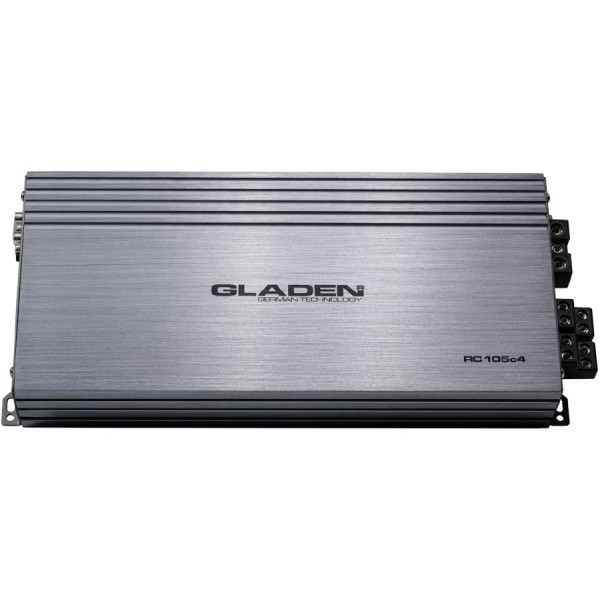 GLADEN AUDIO RC 105C4