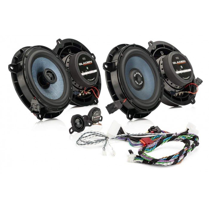 GLADEN AUDIO ONE 165 HYUNDAI I30