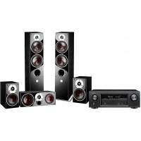 DENON AVR-X1300W + DALI ZENSOR 7 5.0
