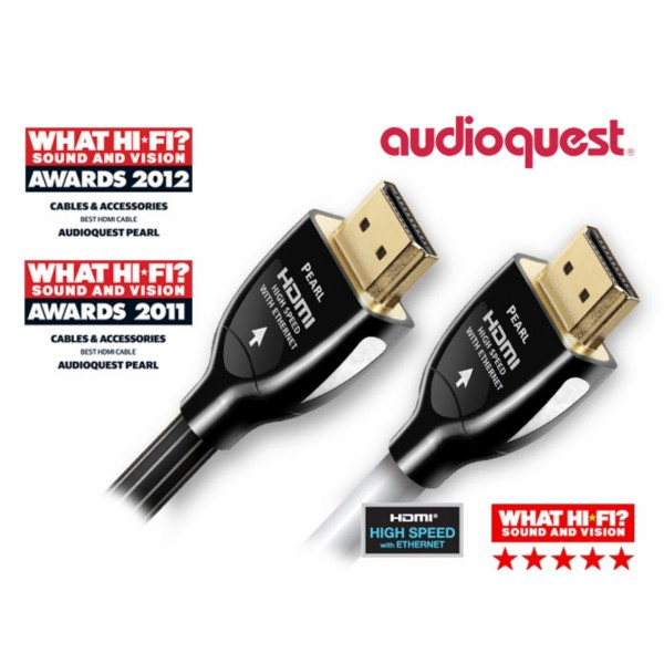 AUDIOQUEST AQ-HDMI PEARL - 1