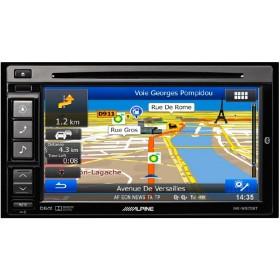 Dupla din méretű navigációs multimédiák