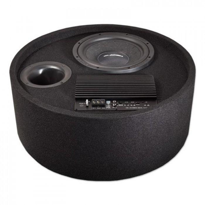 GLADEN AUDIO RS 10 ROUND BOX ACTIVE