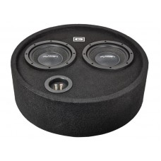 GLADEN AUDIO RS-08 ROUND BOX DUAL