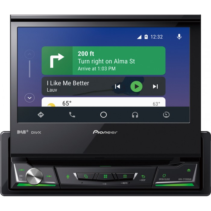 PIONEER AVH-Z7200DAB