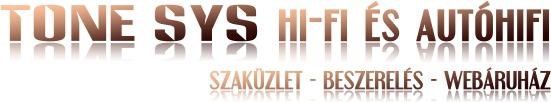 Tone Sys Hi-Fi és Autóhifi Szaküzlet
