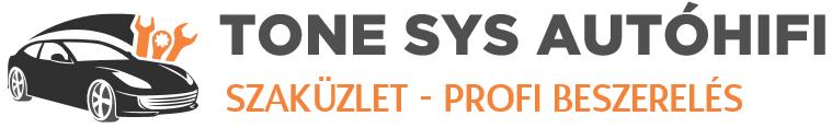 Tone Sys Autóhifi - Szaküzlet és beszerelőműhely